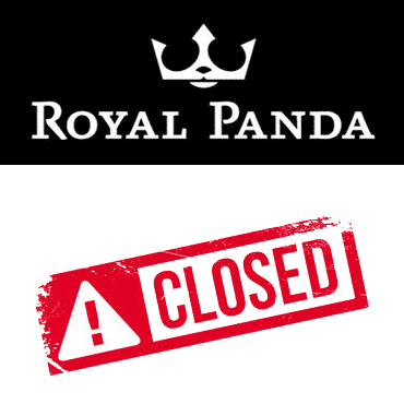 royal panda casino closed