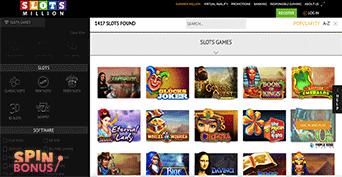slots-million-games