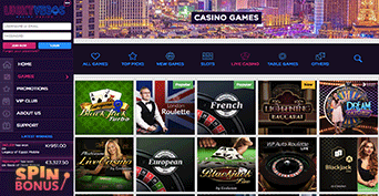 Lucky Red Casino No Deposit Codes 2017