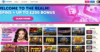 queenplay-casino-home