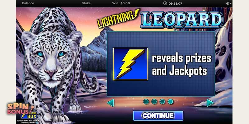 jackpot screen